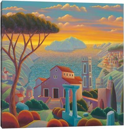 Momenti Senza Fine Canvas Art Print