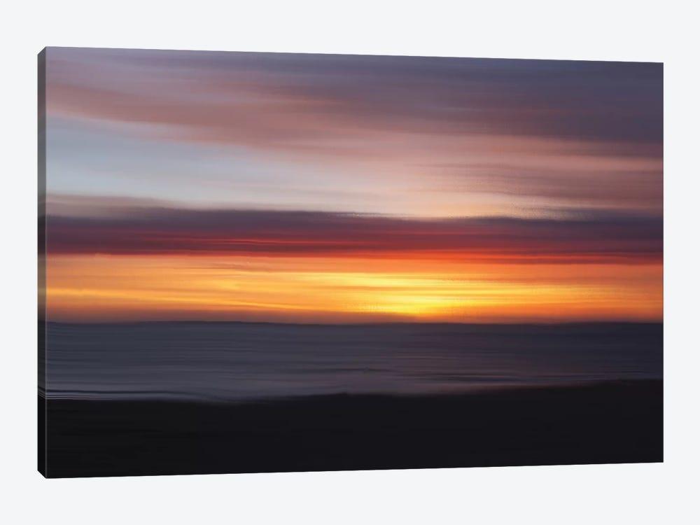 Ocean III by Sally Linden 1-piece Canvas Art Print