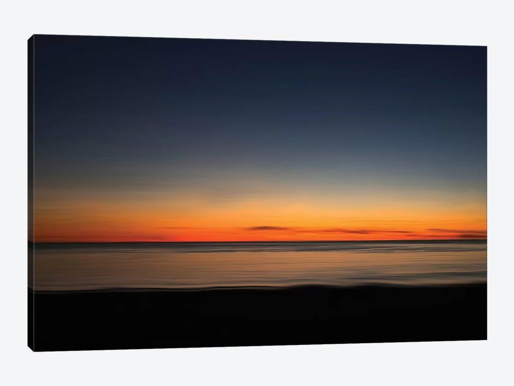 Ocean VII by Sally Linden 1-piece Canvas Print