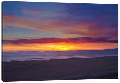 Ocean IX Canvas Art Print
