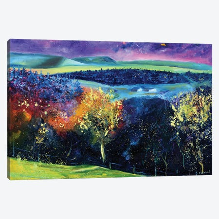 Magic Landscape Canvas Print #LDT10} by Pol Ledent Canvas Wall Art