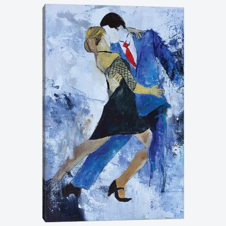 Tango Canvas Print #LDT110} by Pol Ledent Canvas Artwork