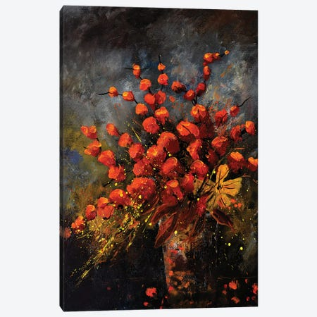 Autumnal still life Canvas Print #LDT111} by Pol Ledent Canvas Art