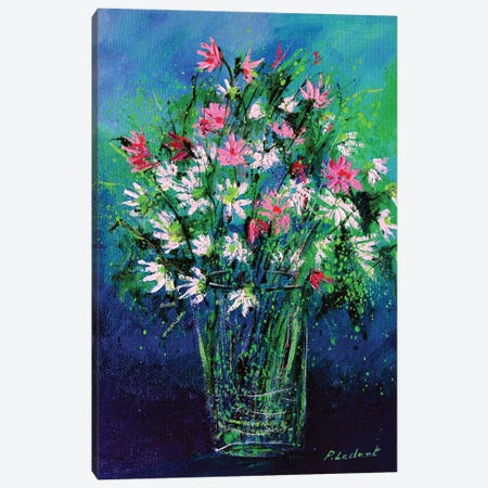 Still life spring 2020 Canvas Print #LDT122} by Pol Ledent Canvas Print