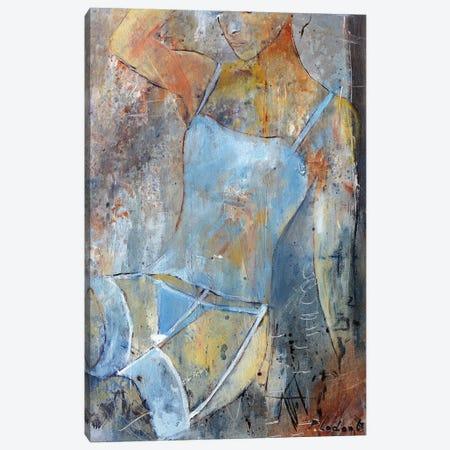 Eva Canvas Print #LDT152} by Pol Ledent Canvas Wall Art