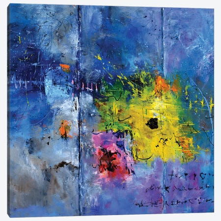 Brain at work Canvas Print #LDT163} by Pol Ledent Canvas Print