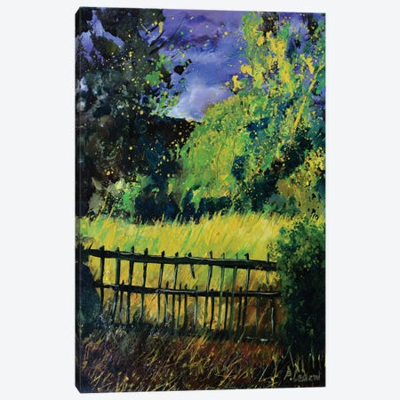 Light Before The Storm Canvas Print #LDT168} by Pol Ledent Canvas Art Print