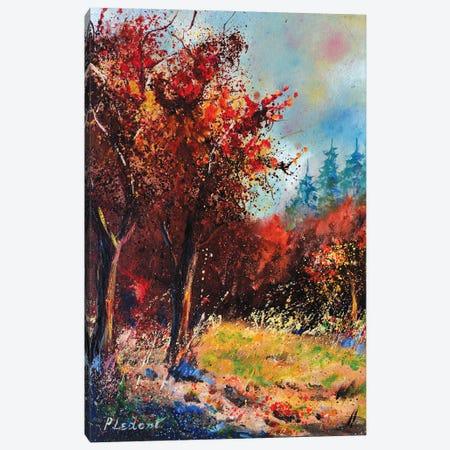 Magic Autumn Canvas Print #LDT173} by Pol Ledent Canvas Artwork