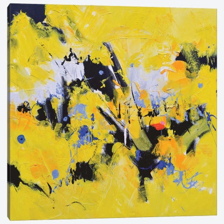 The Sunshine Of Your Love Canvas Print #LDT186} by Pol Ledent Canvas Art