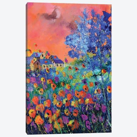 Ode To Autumn Canvas Print #LDT208} by Pol Ledent Canvas Artwork
