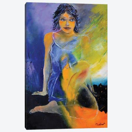 Sylvia Canvas Print #LDT238} by Pol Ledent Art Print