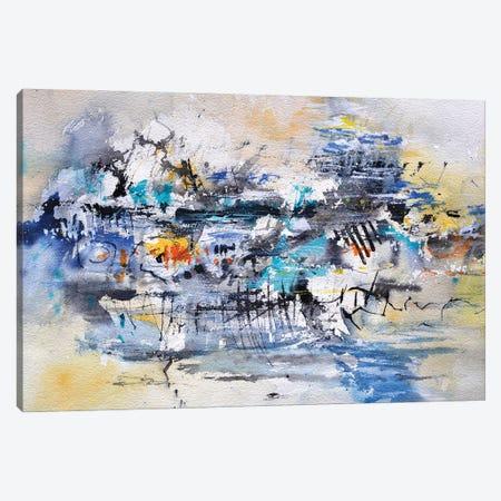 Mare Nostrum Canvas Print #LDT277} by Pol Ledent Canvas Art