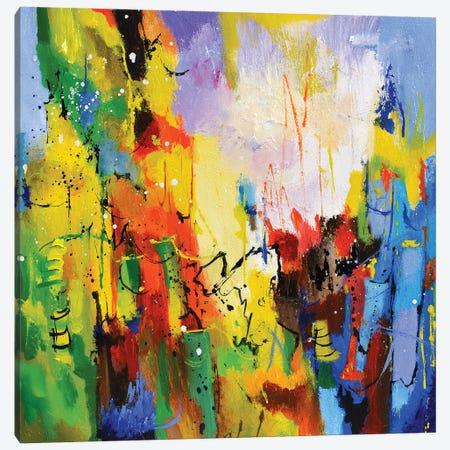 Dedalus Found The Way Out Canvas Print #LDT281} by Pol Ledent Canvas Art