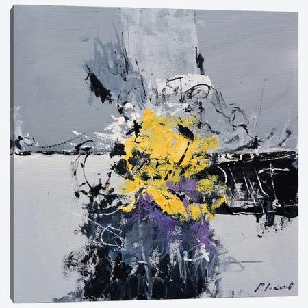 Paris is waking up Canvas Print #LDT302} by Pol Ledent Canvas Art Print