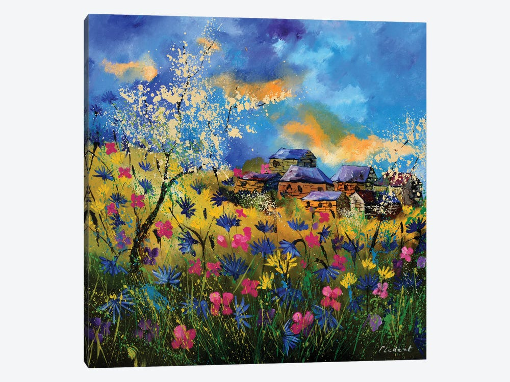 Summer by Pol Ledent 1-piece Canvas Wall Art