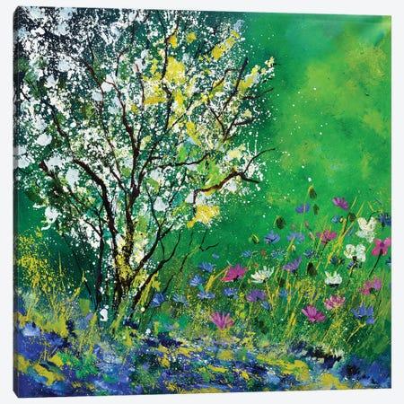 My Seringua Canvas Print #LDT40} by Pol Ledent Canvas Art Print
