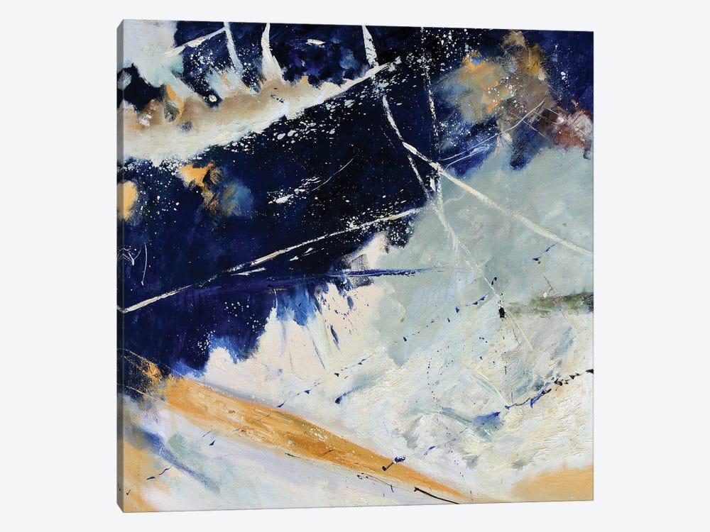 Blue Web by Pol Ledent 1-piece Canvas Print