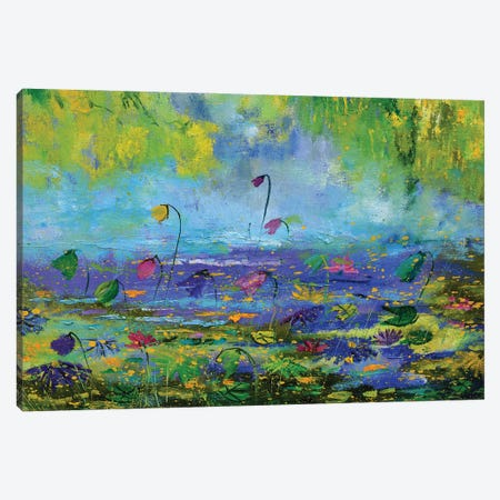 Paradise For Lotos Eaters Canvas Print #LDT47} by Pol Ledent Canvas Wall Art