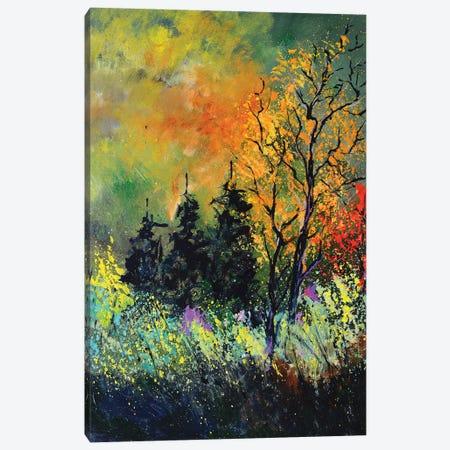 October 2020 Canvas Print #LDT51} by Pol Ledent Canvas Artwork