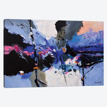 High Way Canvas Print #LDT6} by Pol Ledent Canvas Art Print