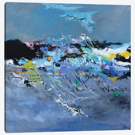 Echoes Canvas Print #LDT96} by Pol Ledent Art Print