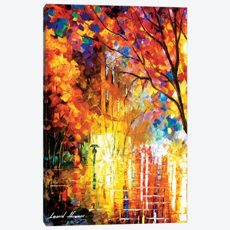 Impression Of Colors Canvas Print #LEA105} by Leonid Afremov Canvas Art Print