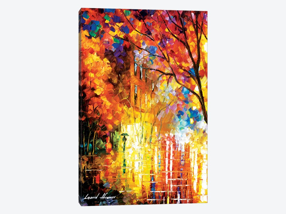 Impression Of Colors by Leonid Afremov 1-piece Canvas Wall Art