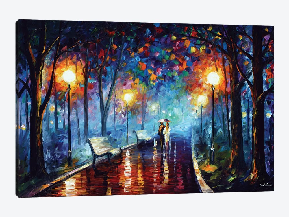 Misty Mood by Leonid Afremov 1-piece Canvas Art Print