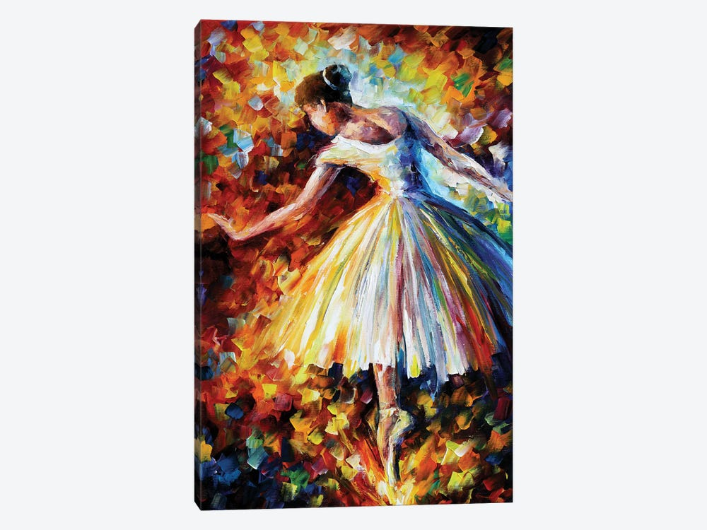 Surrounded By Music by Leonid Afremov 1-piece Canvas Print