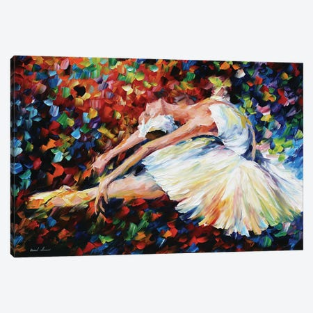 Thrill Canvas Print #LEA134} by Leonid Afremov Canvas Artwork
