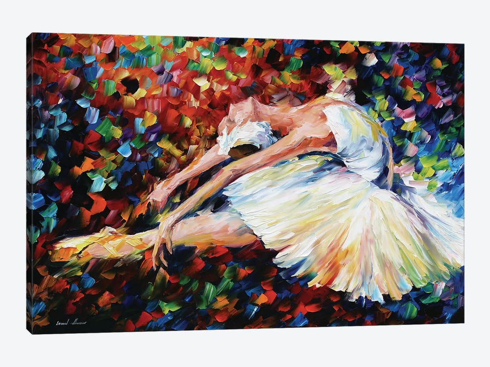 Thrill by Leonid Afremov 1-piece Canvas Artwork