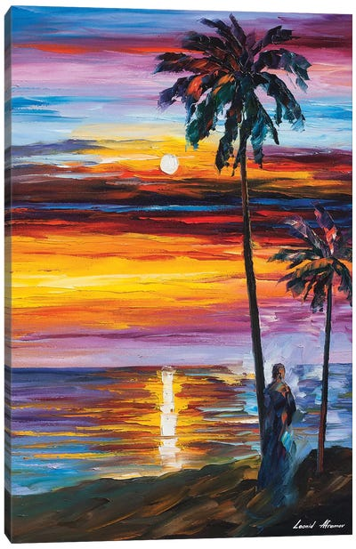 Caribbean Mood Canvas Art Print