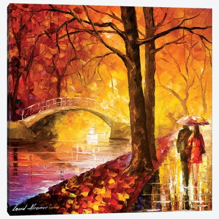Dreaming Emotions Canvas Print #LEA146} by Leonid Afremov Canvas Art Print