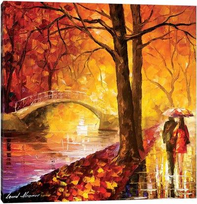 Dreaming Emotions Canvas Art Print