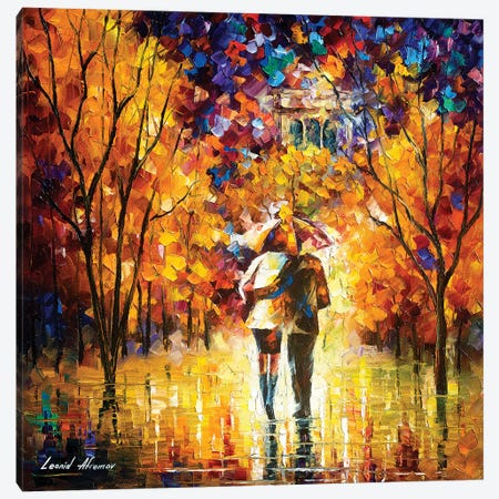 London Saint James Park I 3-Piece Canvas #LEA160} by Leonid Afremov Canvas Artwork