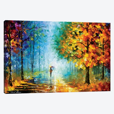 Morning Shadows 3-Piece Canvas #LEA164} by Leonid Afremov Canvas Print
