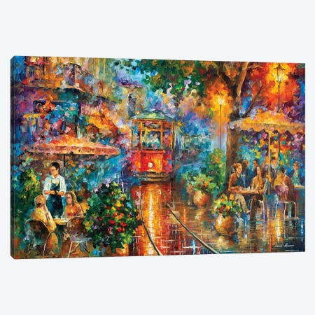 Old Magic Canvas Print #LEA169} by Leonid Afremov Canvas Artwork
