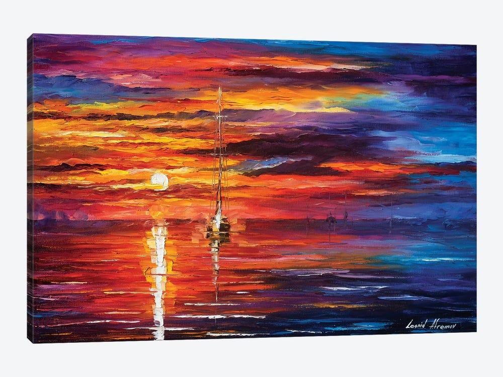 Sky Glows by Leonid Afremov 1-piece Canvas Wall Art