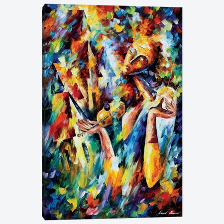 Sweet Dreams Canvas Print #LEA178} by Leonid Afremov Canvas Print