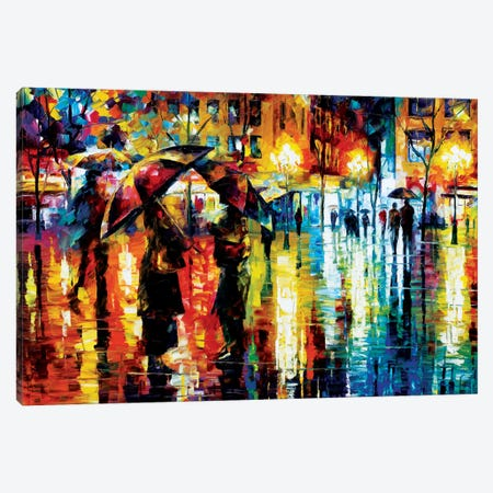 Close Encounter Canvas Print #LEA17} by Leonid Afremov Canvas Print