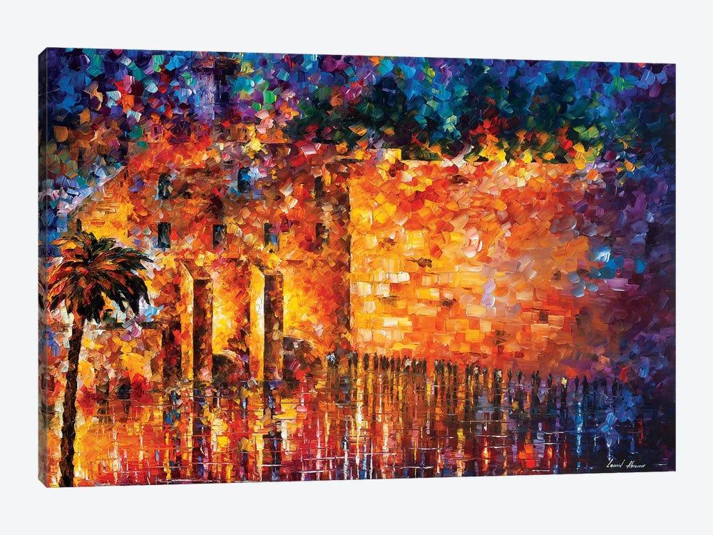 Wailing Wall by Leonid Afremov 1-piece Canvas Print