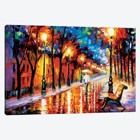Contemplation Canvas Print #LEA18} by Leonid Afremov Canvas Art