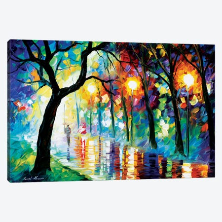Dark Night I Canvas Print #LEA19} by Leonid Afremov Canvas Art