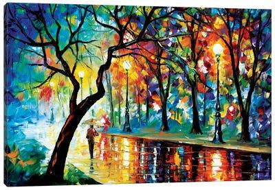 Dark Night II Canvas Print #LEA20