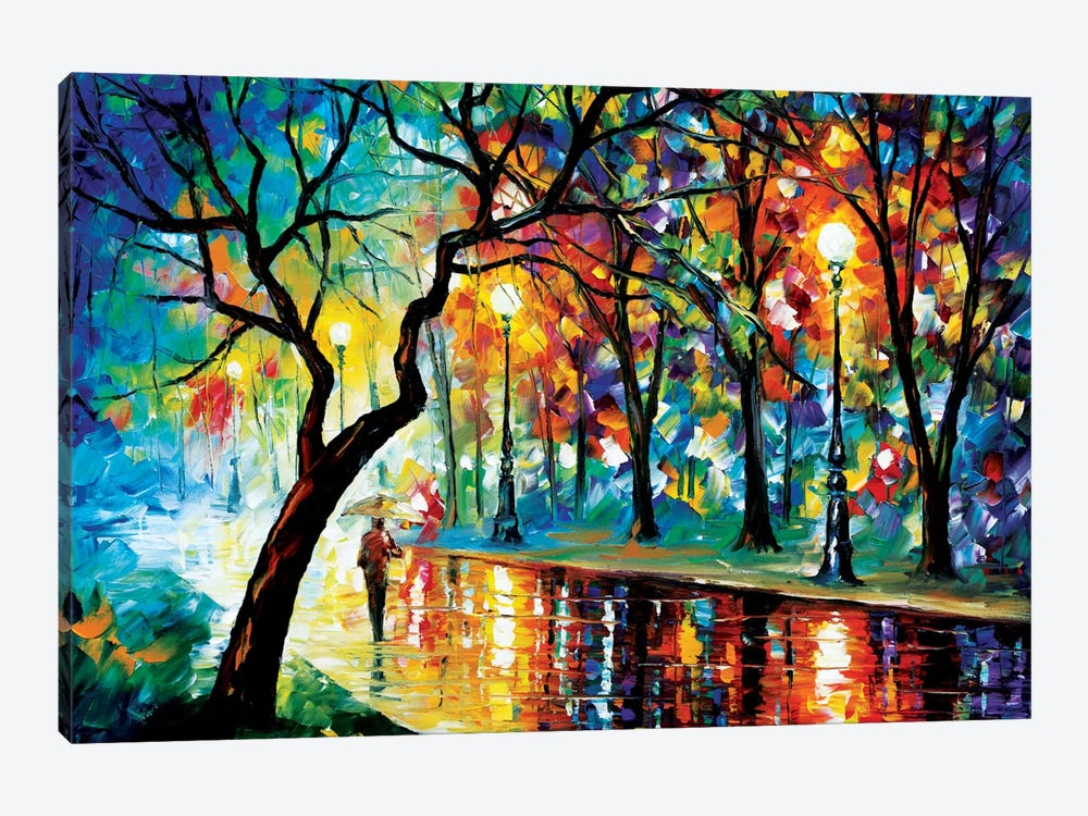 Dark Night II by Leonid Afremov 1-piece Canvas Print