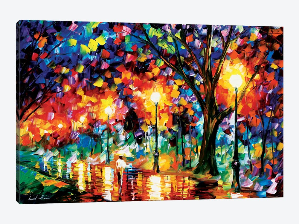 Eternity by Leonid Afremov 1-piece Canvas Art Print