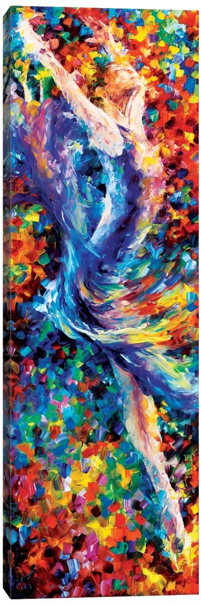 Jump Canvas Print #LEA34