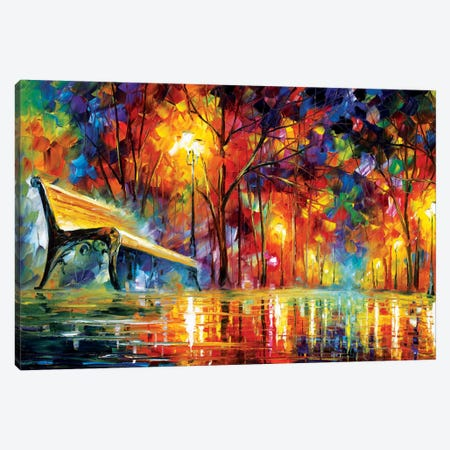 Lost Love Canvas Print #LEA44} by Leonid Afremov Canvas Artwork