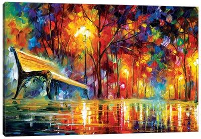 Lost Love Canvas Art Print