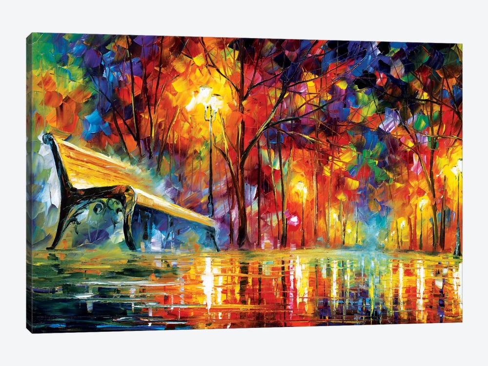 Lost Love by Leonid Afremov 1-piece Canvas Print